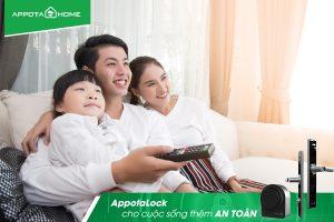 AppotaLock: Khóa cửa nhà thông minh cho cuộc sống an toàn & hiện đại (1)