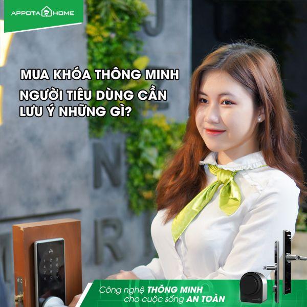 Khi mua khóa cửa thông minh ở Hà Nội: Bạn cần lưu ý những gì?1