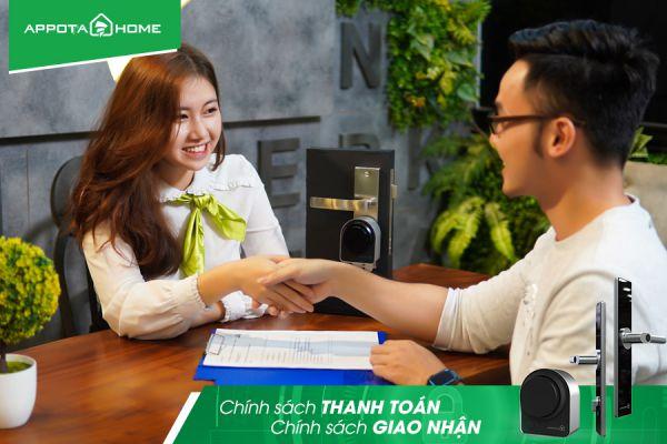 AppotaHome: Chính sách thanh toán và giao nhận hàng