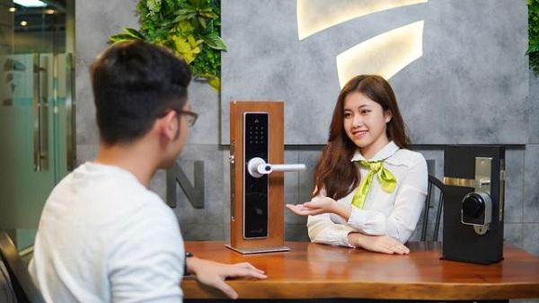 Địa chỉ bán khóa vân tay giá rẻ, khóa cửa thông minh uy tín nhất hiện nay? (1)