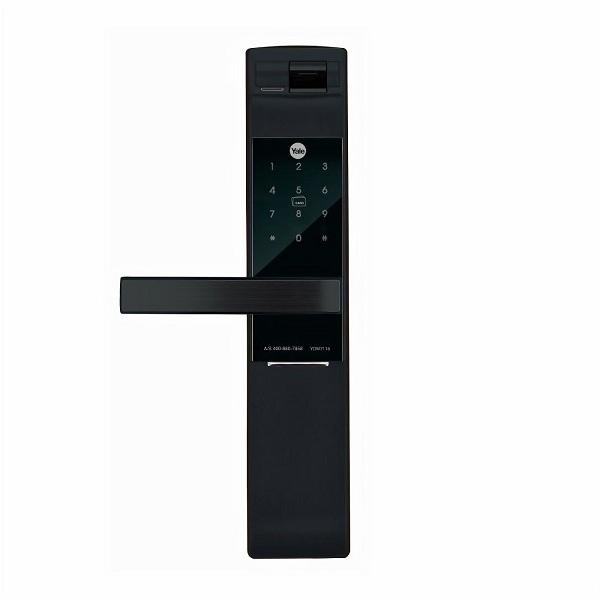 Top 10 khóa cửa thông minh mở bằng điện thoại tốt nhất hiện nay (7)