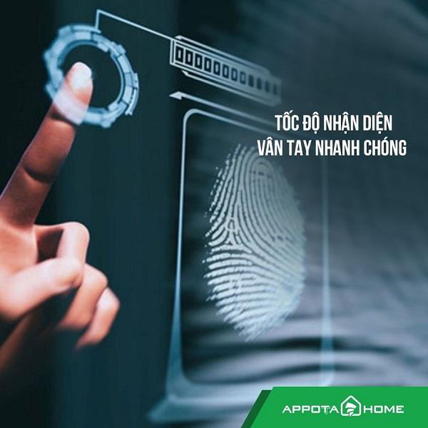 Có nên lắp đặt khóa vân tay cho chung cư không? Tại sao? (4)
