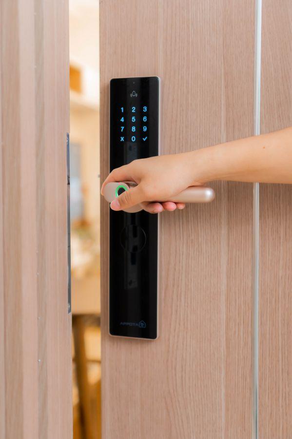 Top 3 loại khóa cửa bằng mật khẩu phổ biến nhất năm 2020 4