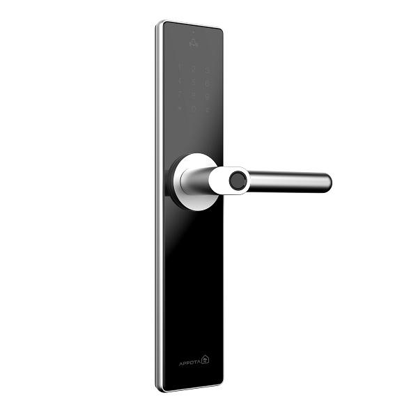 Top 4 khóa vân tay cho cửa nhôm kính tốt được yêu thích nhất 2020 (2)