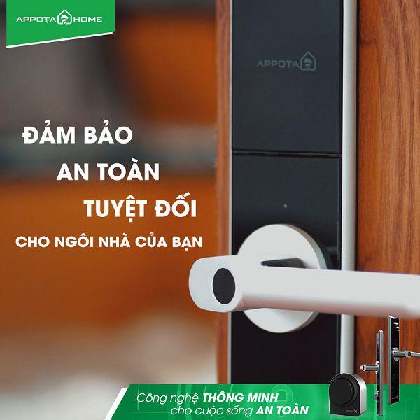Ưu nhược điểm của khóa cửa vân tay? Có nên lắp khóa vân tay cho căn hộ? (1)
