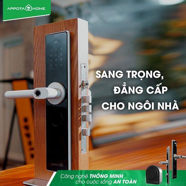 Ưu nhược điểm của khóa cửa vân tay? Có nên lắp khóa vân tay cho căn hộ? (3)