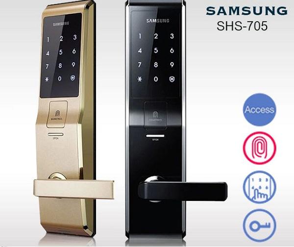 Tầm 9 triệu nên mua khóa cửa cảm ứng vân tay loại nào? (1)