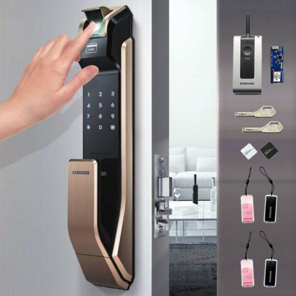 Các loại khóa điện tử thông minh chống trộm uy tín nhất trên thị trường 3