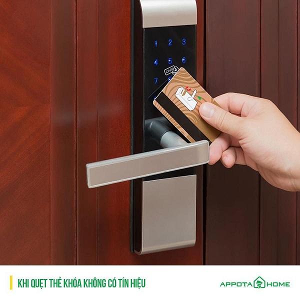 Các lỗi thường gặp khi sử dụng khóa cửa điện tử & cách khắc phục (3)