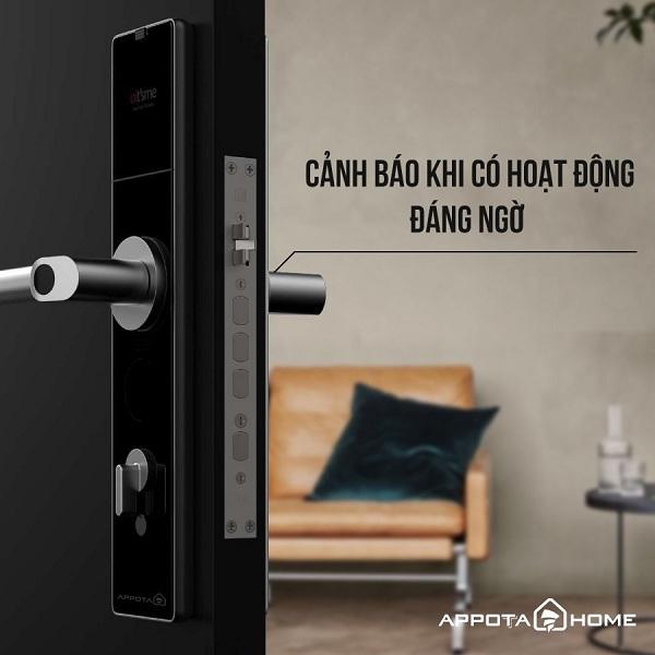 Điều gì làm khóa cửa thông minh (Smart door lock) thông minh? (3)
