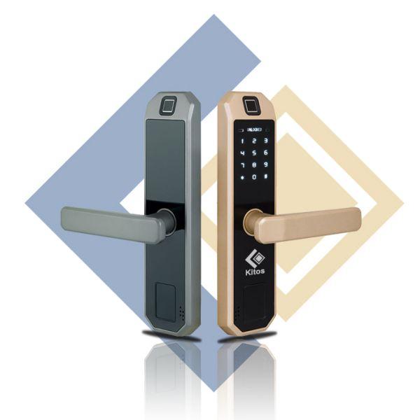Tổng hợp các loại khóa cửa cổng thông minh cho cửa sắt phổ biến 1