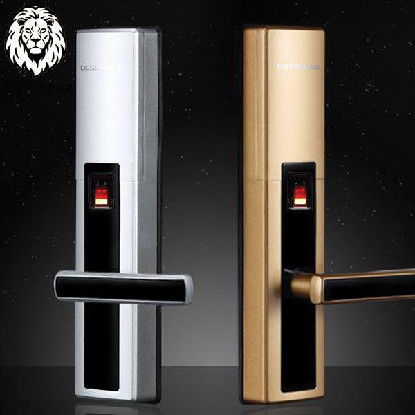 Tổng hợp các loại khóa cửa cổng thông minh cho cửa sắt phổ biến 4