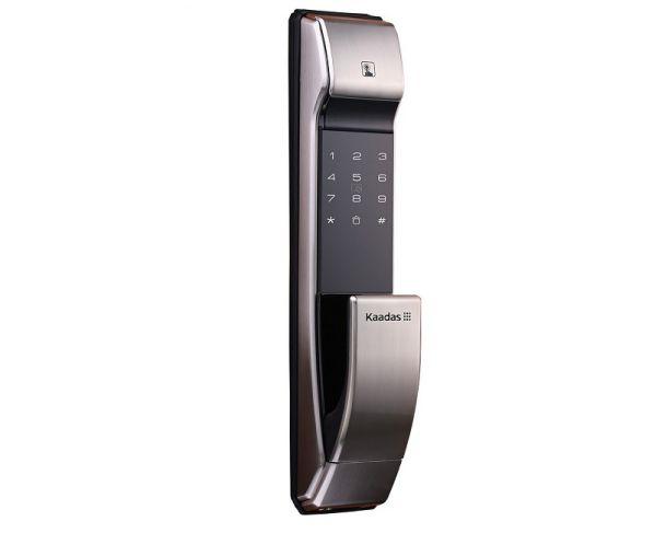 Tổng hợp các loại khóa cửa cổng thông minh cho cửa sắt phổ biến 6