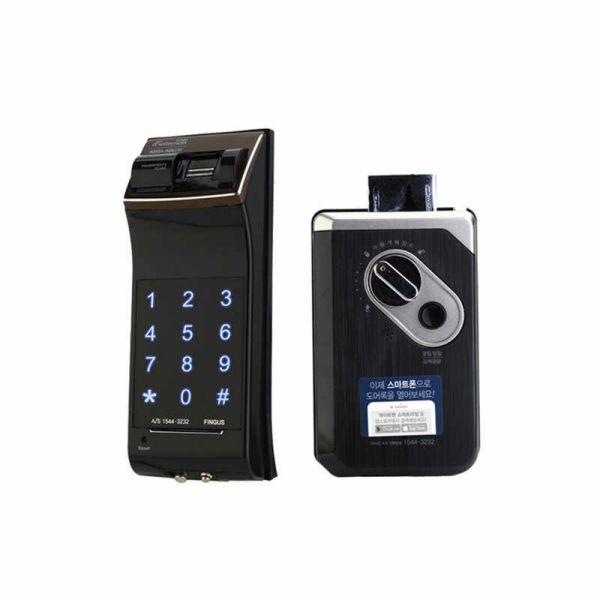 Tổng hợp các loại khóa cửa thông minh giá từ 10-15 triệu đồng 4