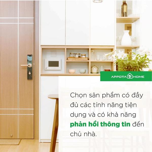 9 bước để chọn khóa cửa điện tử thông minh phù hợp cho gia đình (2)