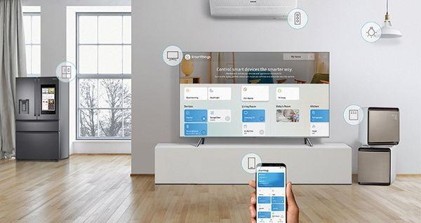 Thiết bị nhà thông minh Samsung mang lại trải nghiệm tổng thể cho người dùng (1)