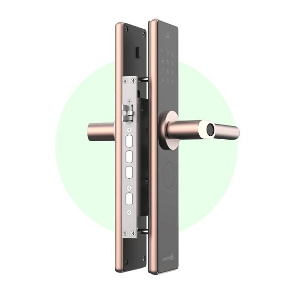 Top 7 khóa cửa bằng vân tay - bluetooth tốt, an toàn và tiện lợi hiện nay (3)