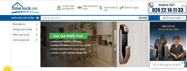Tổng hợp các website bán khóa cửa thông minh giá rẻ nhất hiện nay 4