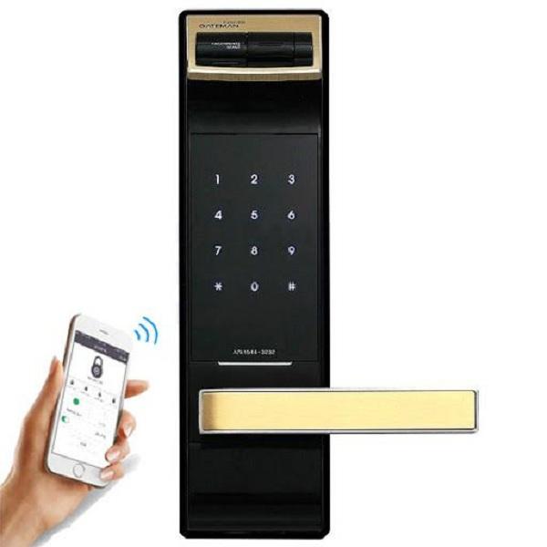 Top 4 khóa cửa thông minh cảm ứng vân tay wifi trên 7 triệu đáng mua nhất (3)