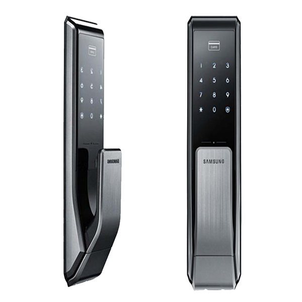 Hướng dẫn cách nhận biết khóa cửa điện tử Samsung chính hãng (2)