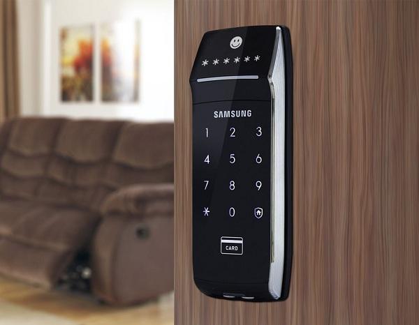 Hướng dẫn cách nhận biết khóa cửa điện tử Samsung chính hãng (3)