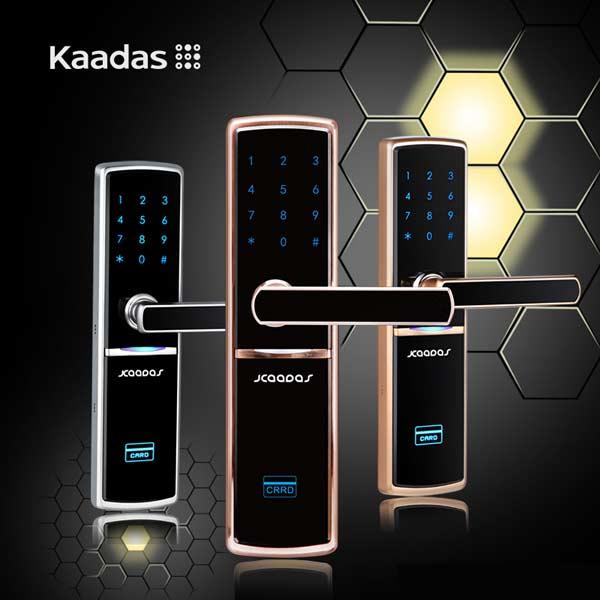 Hướng dẫn cách phân biệt khóa vân tay Kaadas chính hãng và hàng fake (1)