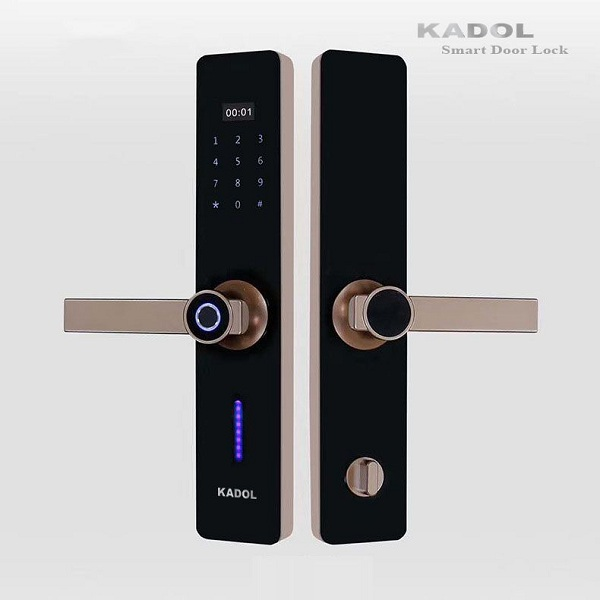 Những mẫu khóa cửa vân tay Kadol bán chạy nhất hiện nay (3)