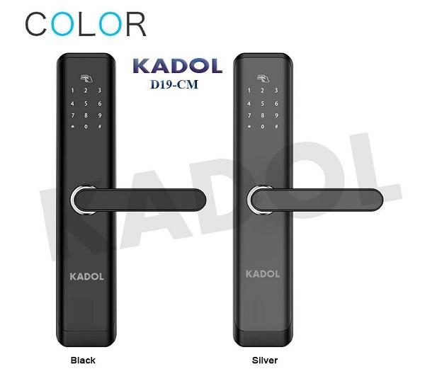 Những mẫu khóa cửa vân tay Kadol bán chạy nhất hiện nay (5)