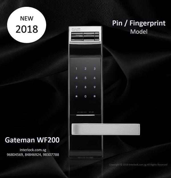 Tổng hợp các mẫu khóa vân tay Gateman được ưa chuộng nhất hiện nay (6)