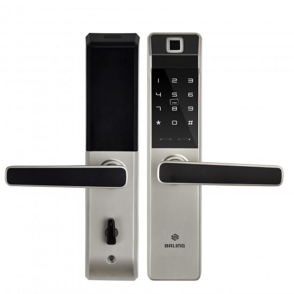 Các dòng khóa cửa thông minh dùng trong khách sạn hiện nay 1