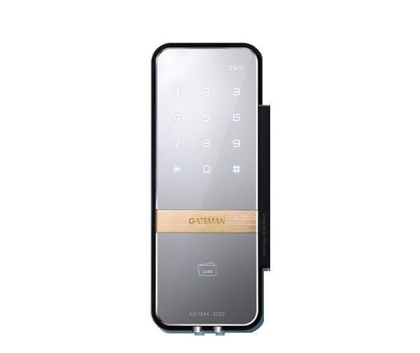Các mẫu khóa cửa kính điện tử được tin dùng nhiều nhất hiện nay 2