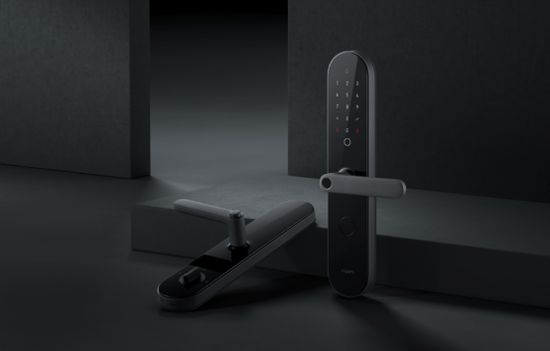 Các mẫu khóa cửa thông minh sử dụng chip bảo mật kép tốt nhất 1