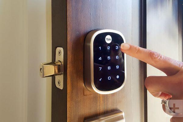 Các mẫu khóa thông minh tương thích với hệ Apple Homekit & Mijia 1