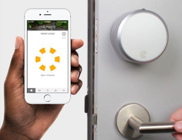Các mẫu khóa thông minh tương thích với hệ Apple Homekit & Mijia 4