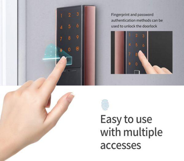 Công nghệ mở khoá bằng vân tay nào tốt nhất hiện nay? 2