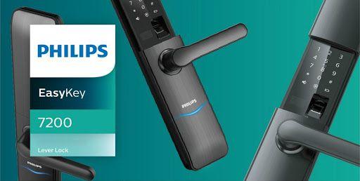 Giới thiệu 5 mẫu khóa điện tử thông minh Philips hot nhất của năm 5