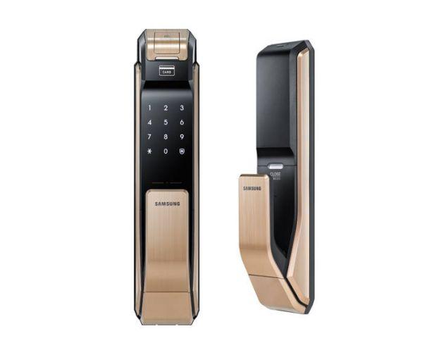 Hướng dẫn lắp đặt và sử dụng khoá vân tay Samsung SHS-P718 từ A-Z 1