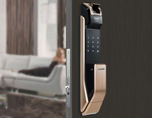Hướng dẫn lắp đặt và sử dụng khoá vân tay Samsung SHS-P718 từ A-Z 2