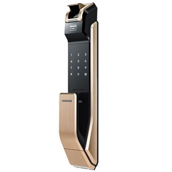 Hướng dẫn lắp đặt và sử dụng khoá vân tay Samsung SHS-P718 từ A-Z 3