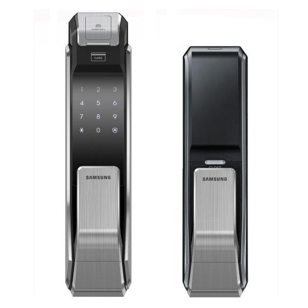 Hướng dẫn lắp đặt và sử dụng khoá vân tay Samsung SHS-P718 từ A-Z 4