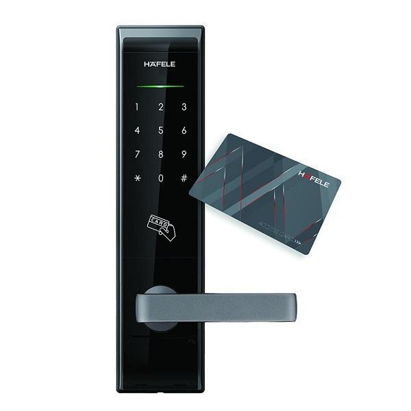 Phân biệt khóa cửa thông minh Hafele chính hãng và hàng giả, hàng nhái (1)