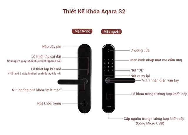Ưu điểm của khóa cửa thông minh Xiaomi Mijia, tại sao bạn nên mua?3