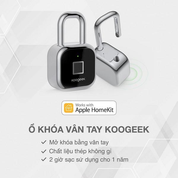 Tổng hợp những khóa cửa HomeKit thông minh trong hệ Apple HomeKit (4)