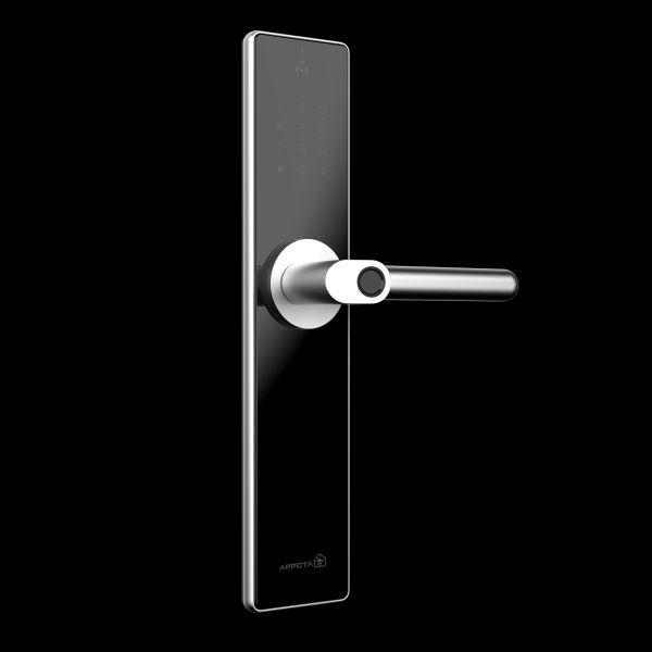 TOP 3 mẫu khóa cửa cảm ứng cao cấp dành cho cửa 2-4 cánh 4