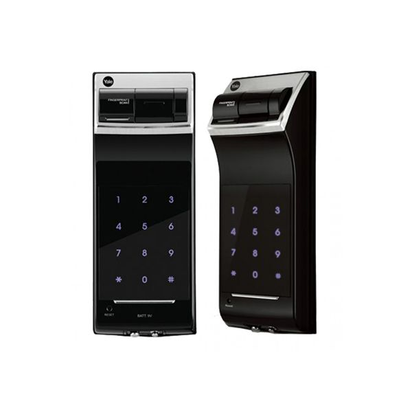 Top 7 khóa cổng điện tử thông minh tốt nhất hiện nay cho cửa sắt (1)