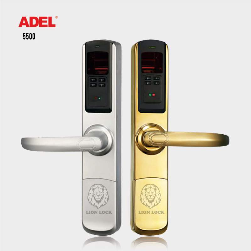 Hướng dẫn chi tiết cách sử dụng khóa vân tay Adel 5500 đầy đủ nhất 2