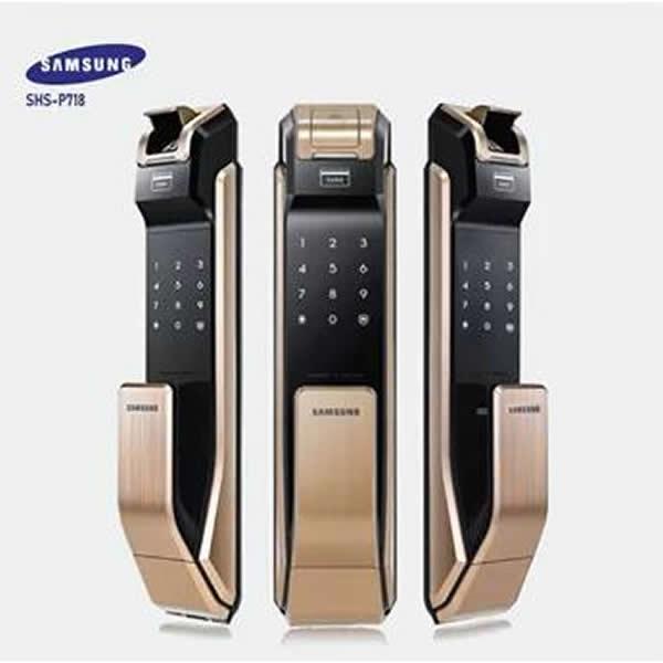 Tại sao khóa điện tử Samsung shs p718 lại được ưa chuộng đến thế?1