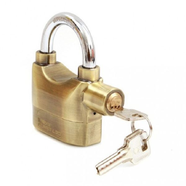 [REVIEW] Liệu ổ khóa chống trộm Kinbar có tốt không?1