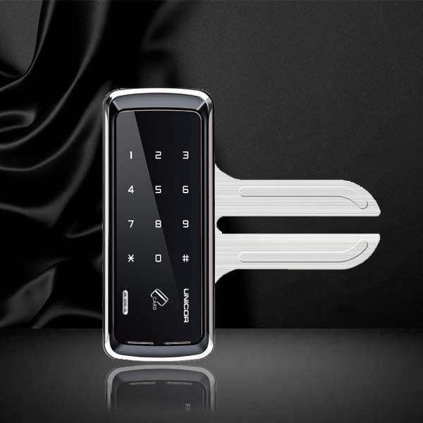 Top 5 khóa điện tử dùng vân tay cho cửa kính giá rẻ đáng sử dụng nhất 5