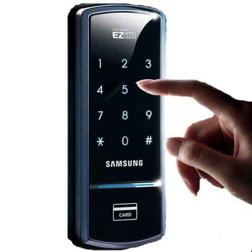 Top 5 mẫu khoá cửa mã số Samsung được yêu thích nhất 2020 1